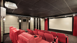 Home Theater Installation in Lexington & High Point, NC